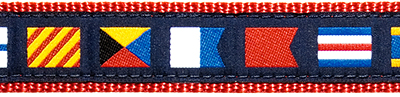 A-Z Code Flags Ribbon