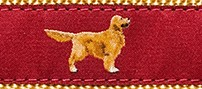 079 Golden Retriever Ribbon
