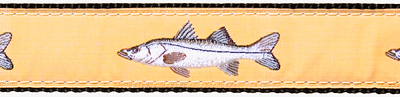 191 Navy Snook Ribbon