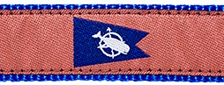 255 Nantucket Pennant Flag Ribbon