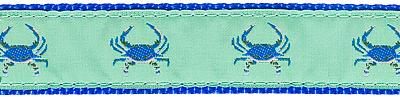266 Blue Crab Green 1.25 .75