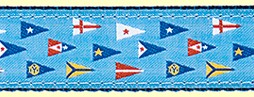 Yacht Club Burgee Ribbon