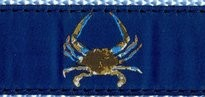 413 Maryland Blue Crab Ribbon