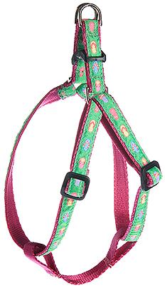 Small Dog, or cat Step in Harness .5″