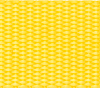 Yellow Nylon Webbing | Preston Ribbon