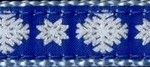 "Preston Ribbon: Snowflake 1.25"" .75"""