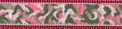 Preston Ribbon: Pink Camo