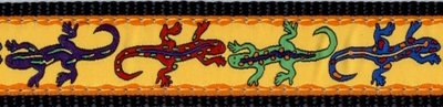 Preston Ribbon: Lizard