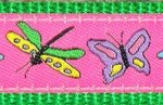 Preston Ribbon: Papillon on Kelly