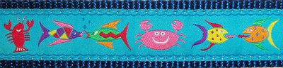 Preston Ribbon: Under The Sea