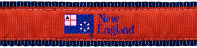 018 New England Flag Ribbon