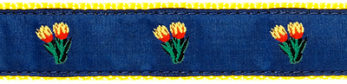 "070 Tulip Blue 1.25"" Ribbon"