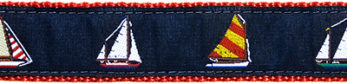 Sailboats Ribbon