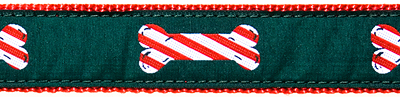 117 Peppermint Stick Ribbon