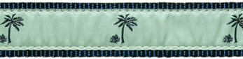 162 | Seamist Palm Tree Ribbon