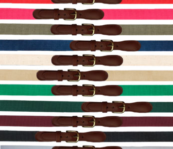 ClassicCotton Belts- Color Selection