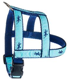 """H"" Style Dog Harness .75"""