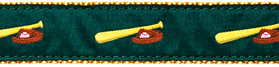065|Baseball Ribbon 1.25""