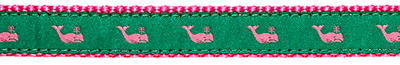 126 Pink Whale on Kelly by Preston Ribbons