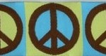 Preston Ribbon: Peace Sign