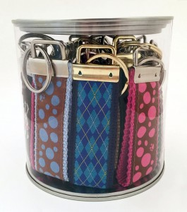 Preston Canister of Key Fobs